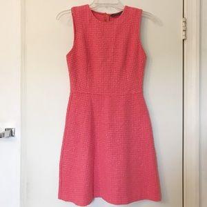 Zara tweed dress